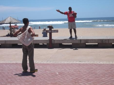 Lungisa Durban Beachfront