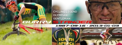 Burry Stander
