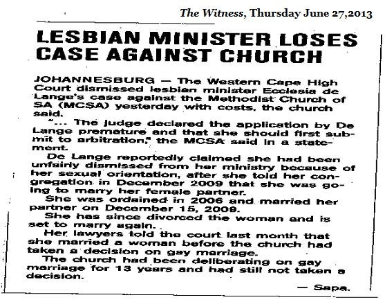 Lesbianism | Luke 9:23 Evangelism