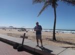 Gary at Durban Beach