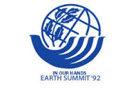 '92 Earth Summit logo