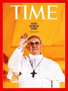 New World Pope