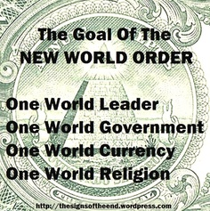 The Goal of the New World Order