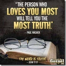 Paul Washer Truth