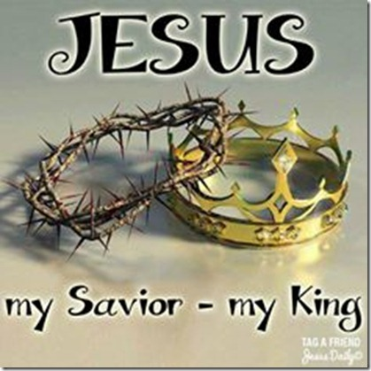Jesus Saviour and King