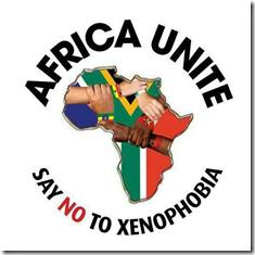 Africa Unite ~ No Xenophobia