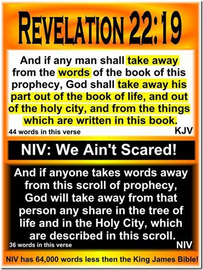 Revelation 22:19