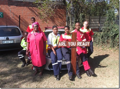 Ambulance Emergency Responders