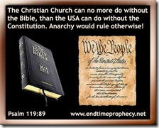 KJV Bible and the Constitution