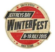 Jeffreys Bay Winter Fest Logo