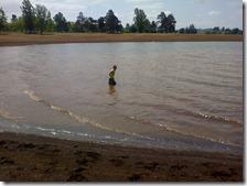 Cee-Jay in Midmar Dam