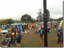 More groups of Amakhosi supports arriving