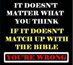 . . . , let God be true, but every man a liar; . . . ~ Romans 3:4