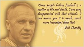 Bill Shankly Liverpool FC 1959-1974