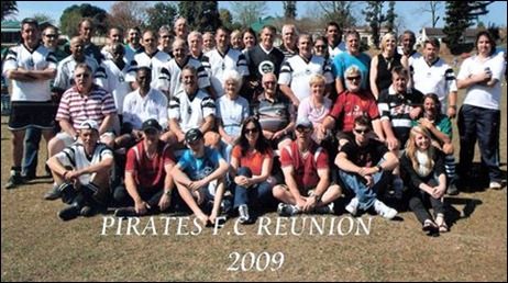 Pirates Reunion 2009