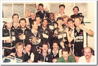 Pirates FC 1986 Natal League Cup winners