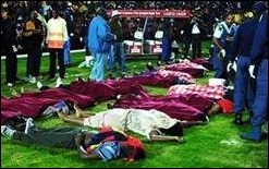 Ellis Park Stadium tragedy