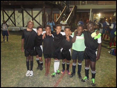 Pirates 'White' Under 10 Final Runners-Up