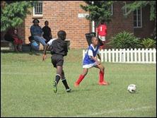 'Kofi' Atta vs. Savages Blue