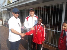 Thando Hlophe