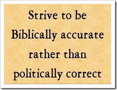 Be Biblical, a Biblicist