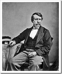 Dr David Livingstone in 1864