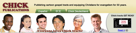 Chick Publications Header