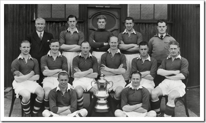 The greatest day in Charlton's history came in 1947, when a 1-0 win over Burnley saw them win the FA Cup.