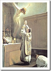 The blasphemous sacrifice of the mass