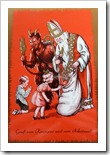 Krampus and St Nicholas