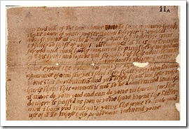 Monteagle letter. An anonymous letter, sent to William Parker, 4th Baron Monteagle, was instrumental in revealing the plot's existence. Its author's identity has never been reliably established, although Francis Tresham has long been a suspect. Monteagle himself has been considered responsible, as has Salisbury
