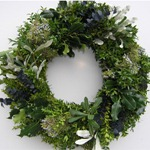 South African wreath
