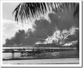 Pearl Harbour bombing