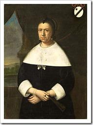 Maria Quellerie or Quevellerius