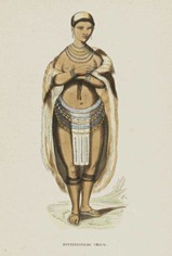 A depiction of a Hottentot female / WikiTree