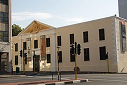 Slave Lodge museum in modern day Cape Town