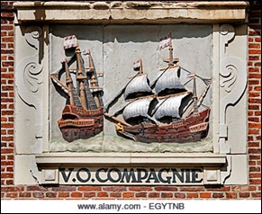 VOC at the Amsterdam Headquarters